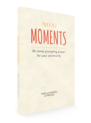 Pray A to Z Moments book